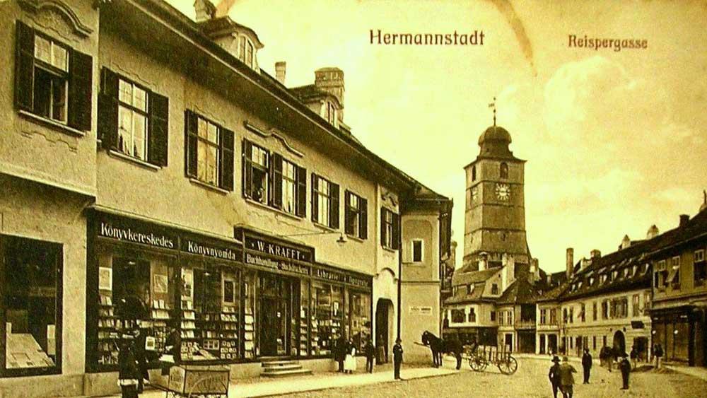 1.-Strada-Avram-Iancu-1910-1