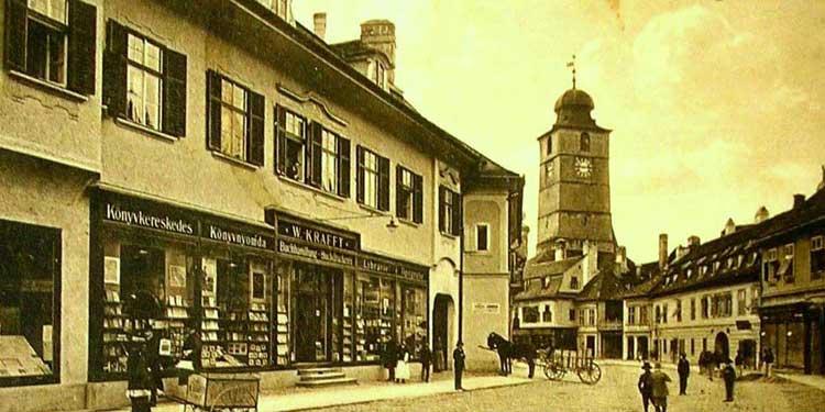 1.-Strada-Avram-Iancu-1910-1b